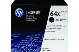 TONERCARTRIDGE HP CC364XD NR.64X ZWART HC 2x